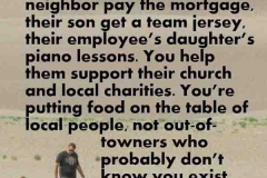 Living-local-business