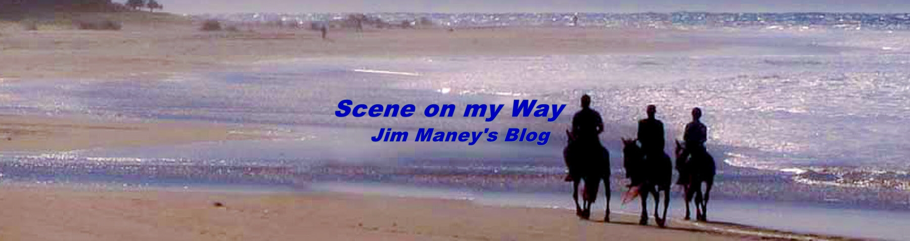 Jim Maney's Blog
